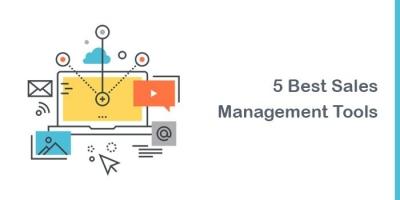 Sales management tools