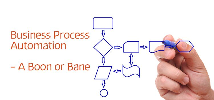 Business Process Automation – A Boon or Bane