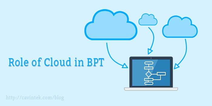 Role of Cloud in Business Process Transformation (BPT)