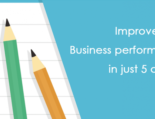 Tips to Improve Business Performance in 5 Days