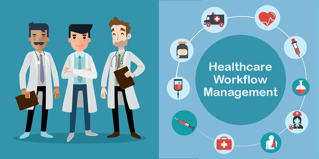 Healthcare Workflow Management | How Automation helps Hospitals