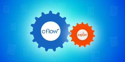 integrate cflow and zapier