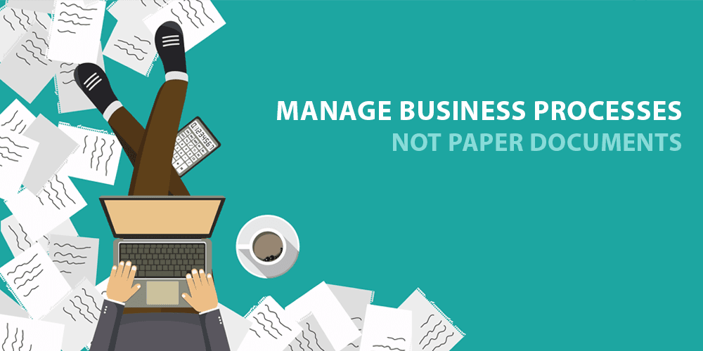7 Reasons to Adopt Paperless Office Workflow Software in Your Organization