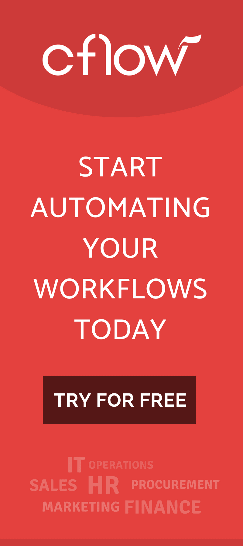 Free Workflow Automation Software Sign Up