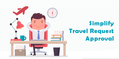travel request approval workflow
