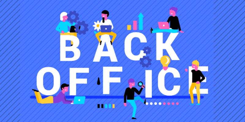 back office management software