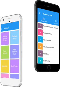 cflow workflow mobile app