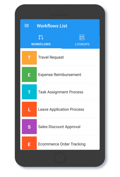 Workflow Mobile App | Download Cflow, Workflow App for Android and iOS