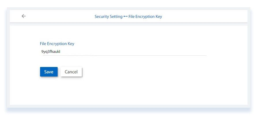 encryption and security