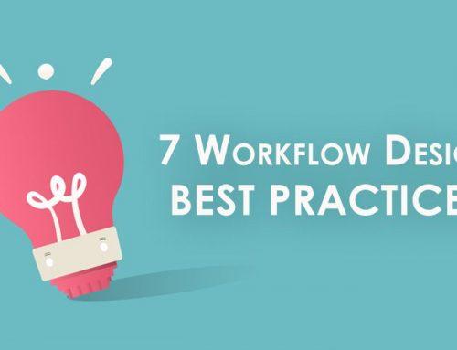 Workflow Automation Design Best Practices