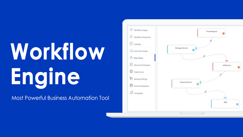 workflow engine powerful business automation tool