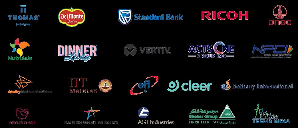 cflow client logos